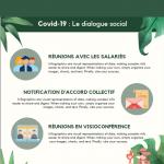 COVID -19: Le dialogue social